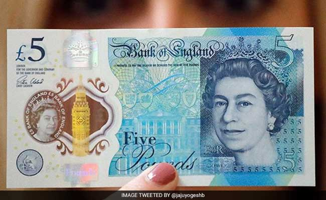 Hindu Groups In UK Call For Withdrawing 'Non-Veg' 5-Pound Note