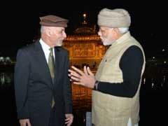 Afghan President Ashraf Ghani and PM Narendra Modi Get A Taste Of Punjab