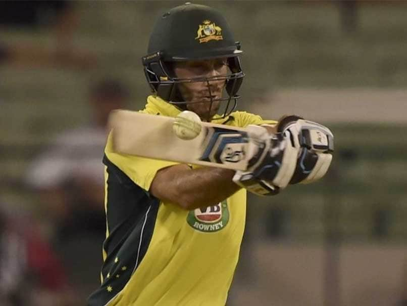 Australia's Glenn Maxwell Fined For 'Disrespectful' Teammate Comments