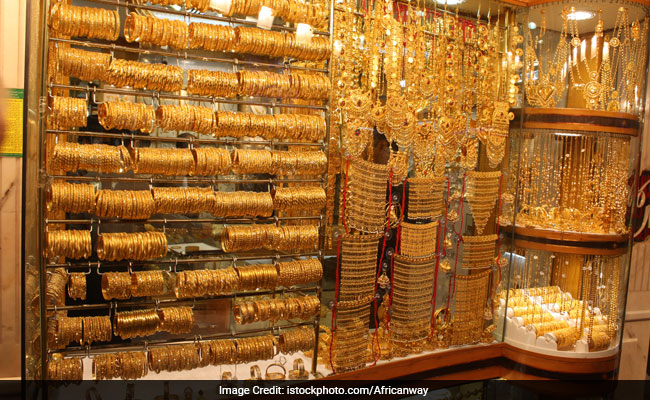 Woman Held From Mumbai Airport With Gold Jewellery Worth Rs 1.16 Crore
