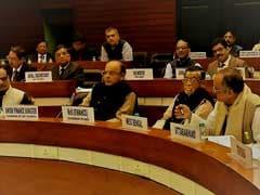 जीएसटी परिषद की बैठक में दोहरे नियंत्रण को लेकर नहीं बनी सहमति