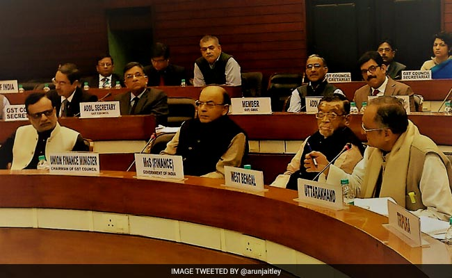 GST Council To Meet Today, May Discuss Tax Rate On Gold