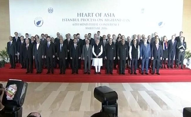 Full Text Of Amritsar Declaration At The 6th Ministerial Conference Of Heart Of Asia