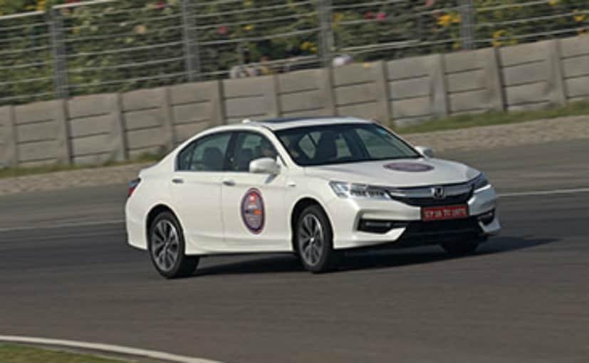 Honda Accord: NDTV Green Car Of The Year 2017