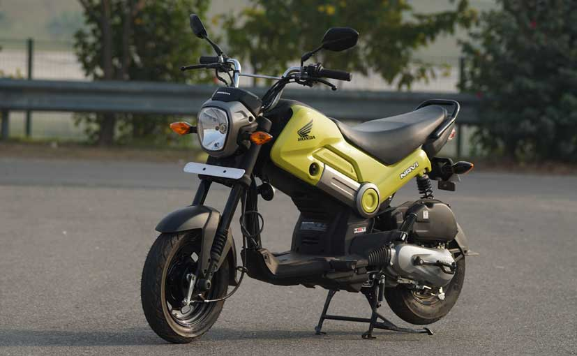 Ndtv Two Wheeler Design Of The Year 2017 Honda Navi