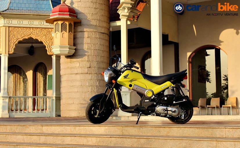 Honda Navi: NDTV Mini Bike Of The Year 2017