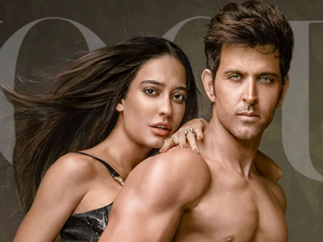 Hrithik Roshan, Lisa Haydon's Photoshoot Goes Viral. 'Didn't Know Wouldn't Be Clothed,' He Quips