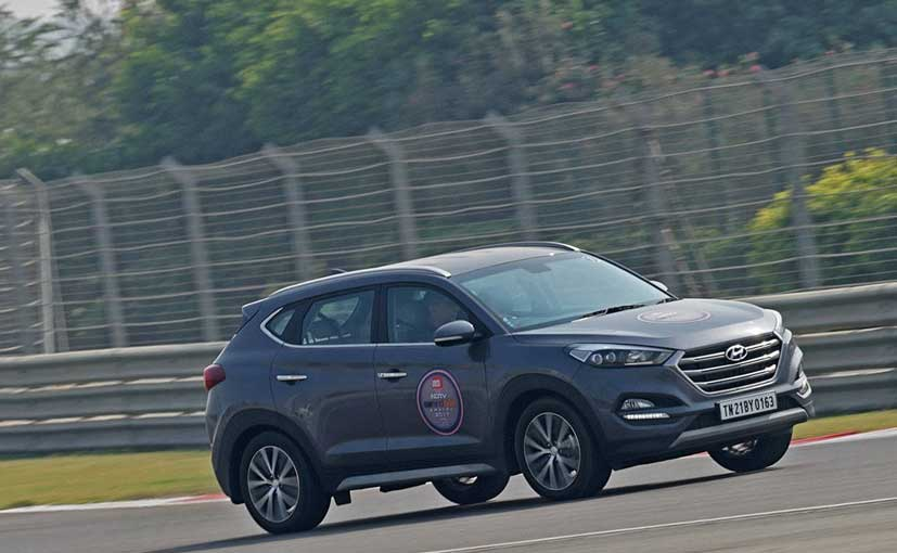 NDTV Compact SUV/Crossover of the Year: Hyundai Tucson