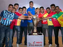 I-League Launched Amid Fanfare With 10 Teams From Four Regions