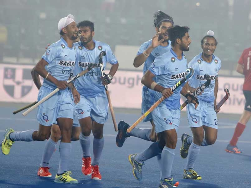 Junior Hockey World Cup 2016: India Defeat Spain To Enter Semi-Finals