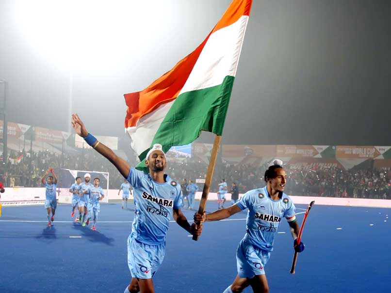 Junior Hockey World Champs To Seek Jobs At Modi Meet