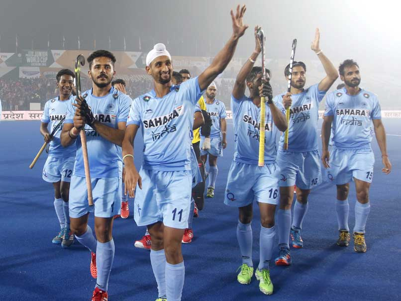 Junior Hockey World Cup: India Edge Out Australia to Book Berth in Final