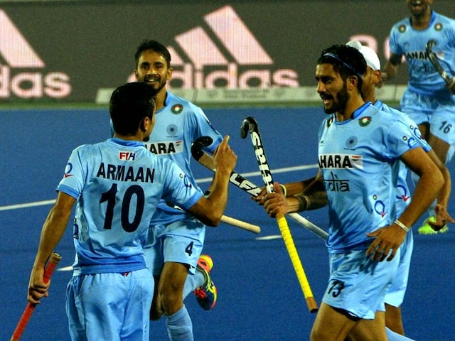 Junior Hockey World Cup: India Look to Iron Out Flaws vs South Africa