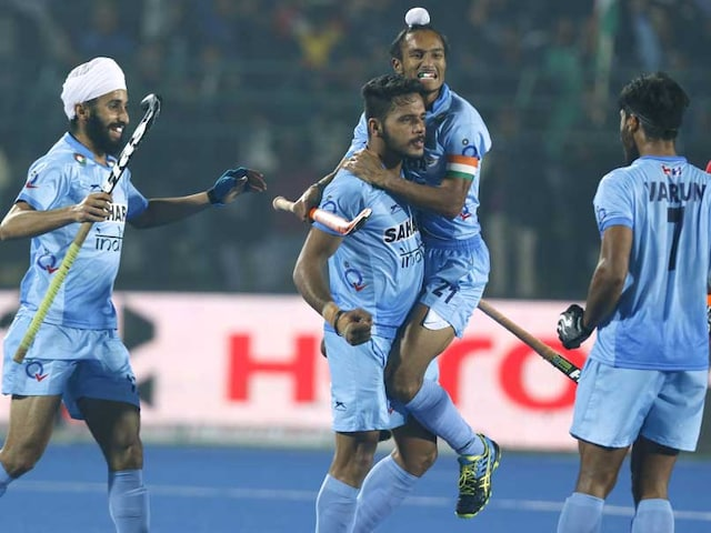 Junior Hockey World Cup 2016: India Beat Belgium 2-1 to Clinch Title