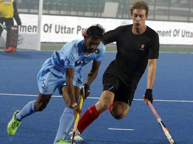 Dominant India Thrash Canada 4-0 in Junior Hockey World Cup Opener