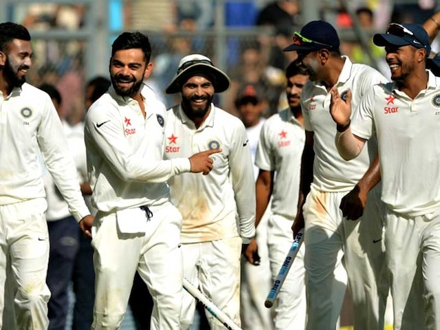 India vs Australia: Hosts Retain 16-Member Squad For First Two Tests