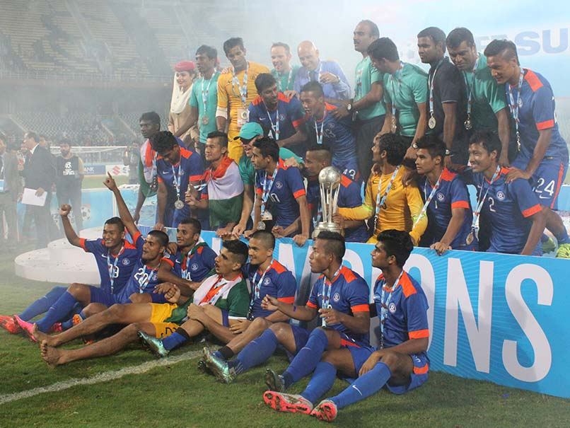 India Jump to Their Best Annual FIFA Rank in 6 Years