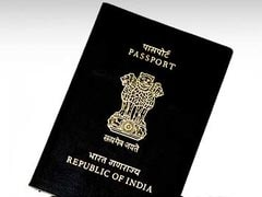 "Congress Raises Issue Of ""Lotus Emblem"" On Passports In Parliament"