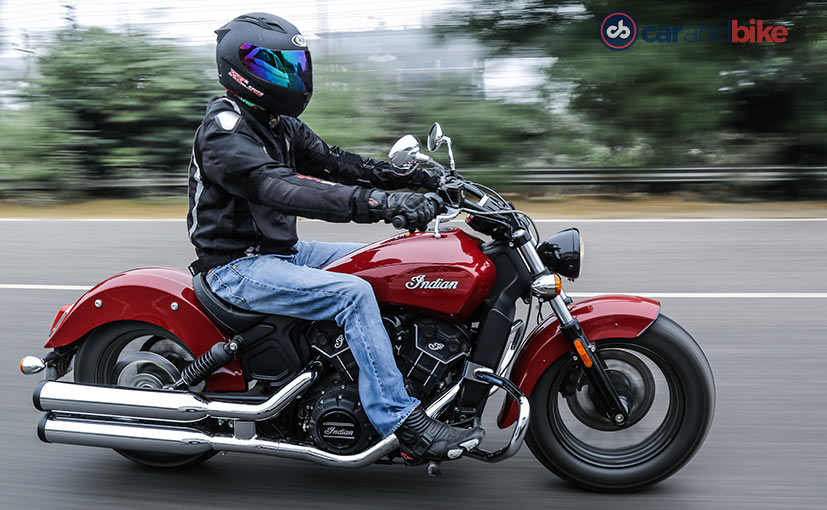 indian scout sixty riding impressions