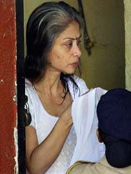 Saw Prisoner Being Dragged With Saree Around Neck, Says Indrani Mukerjea