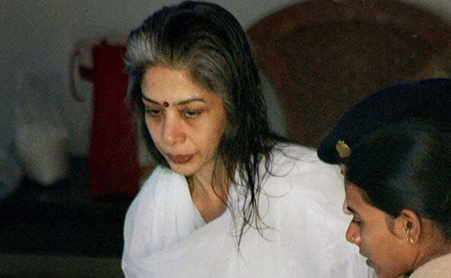 CBI Rejects Indrani Mukerjea's Petition For Lie Detector Test