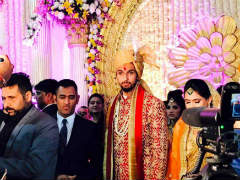 Ishant Sharma Ties Knot With Pratima Singh; MS Dhoni, Yuvraj Singh Attend