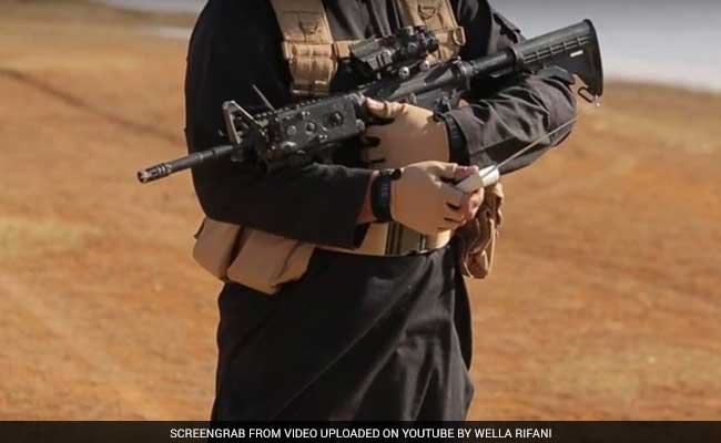 'Your Turn Will Come': ISIS Video Threatens Attacks In Saudi Arabia