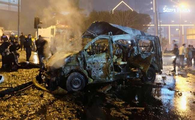 दूध पहुंचाने के नाम पर आत्मघाती हमला, 15 लोगों की मौत