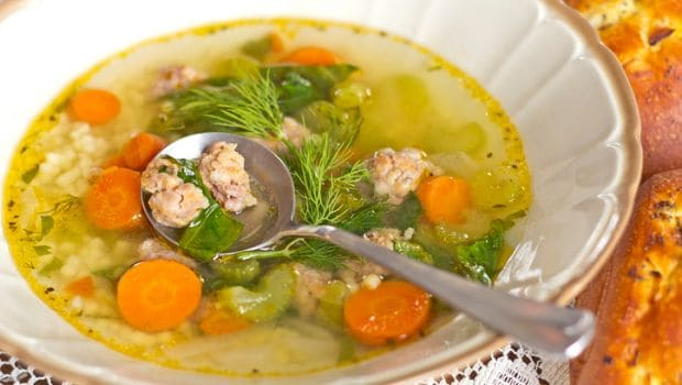 Soup Swap: Comfort Food Works Magic When It's Shared