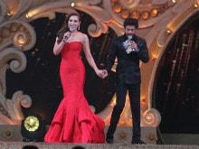 Stardust Awards: Iulia Vantur Was Shah Rukh Khan's Plus-One On Stage
