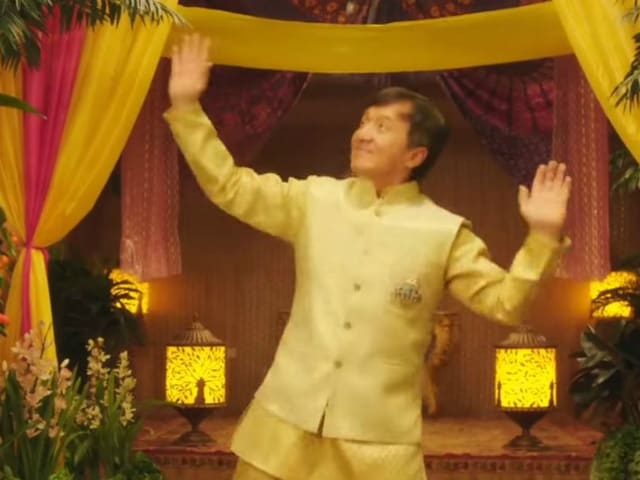 Kung Fu Yoga Song: Jackie Chan's Bollywood-Style Dance Steps Will Make You ROFL