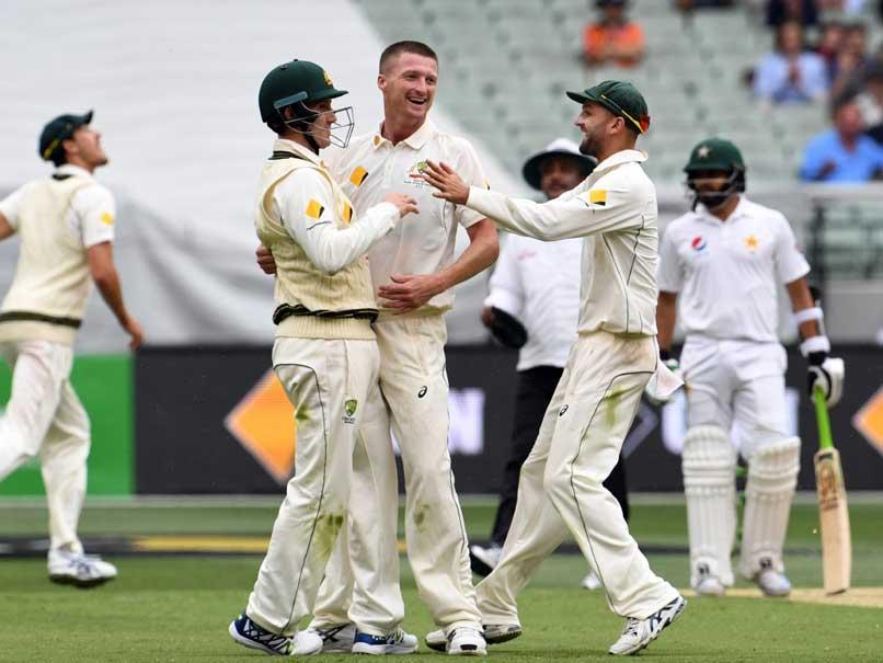 2nd Test: Jackson Bird Puts Australia on Top Against Pakistan