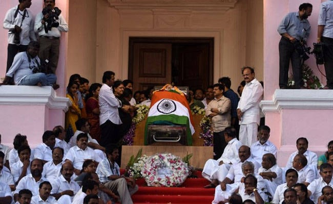 Silent Marches, Prayers Across Tamil Nadu For Jayalalithaa