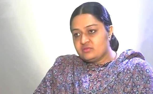 jayalalithaa niece