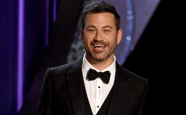 Comedian Jimmy Kimmel To Host 2017 Oscars