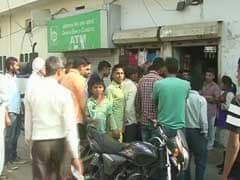 हरियाणा :  केवल 2000 रुपये के नोट थमाने पर ग्रामीणों ने बैंक कर्मियों को बंधक बनाया