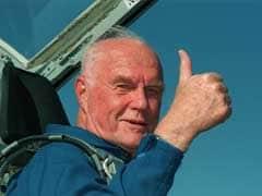 Buzz Aldrin Pays Tribute To 'World Icon' John Glenn