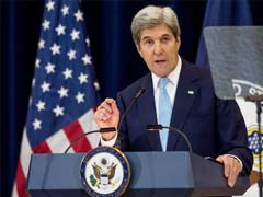 "John Kerry Says ""Returning To Government To Get America Back On Track"""