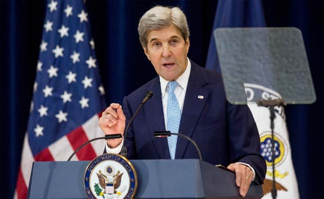 John Kerry Says 'Returning To Government To Get America Back On Track'