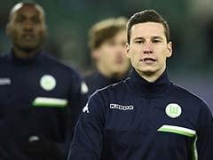 Julian Draxler To Join PSG From Wolfsburg