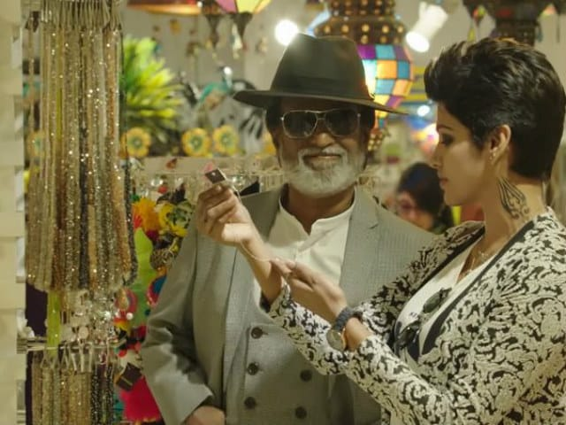 Kabali Deleted Scenes: Watch Unseen Footage Of Rajinikanth's Film