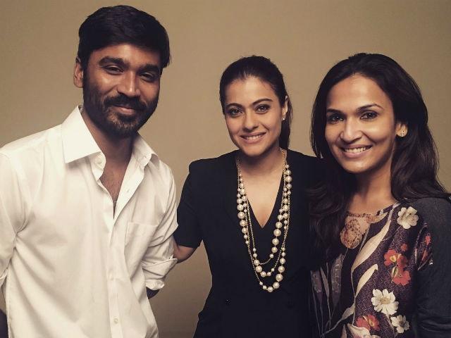 VIP 2: Kajol is Apprehensive About Comeback In Dhanush's Film