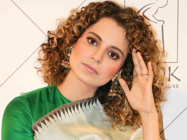 Kangana Ranaut Describes 2016 As 'Testing,' Says She's 'Happy It's Over'