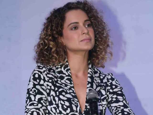 Kangana Ranaut: People Tried To Shame Me For Not Being Able To Speak English