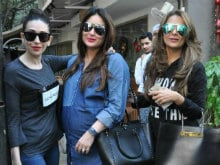 Taimur Ali Khan Arrives. Kareena Kapoor Welcomed Into 'Mommy Club' By Karisma, Amrita