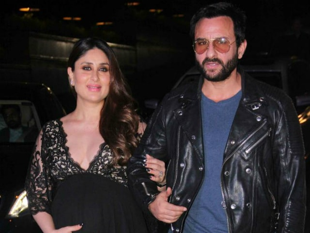 Kareena Kapoor, Saif Ali Khan Welcome Baby Boy. Name Him Taimur Ali Khan