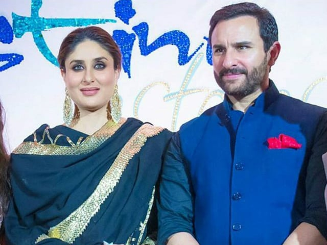 Kareena Kapoor's Son Taimur Already Twitter Star For Controversial Name: Foreign Media