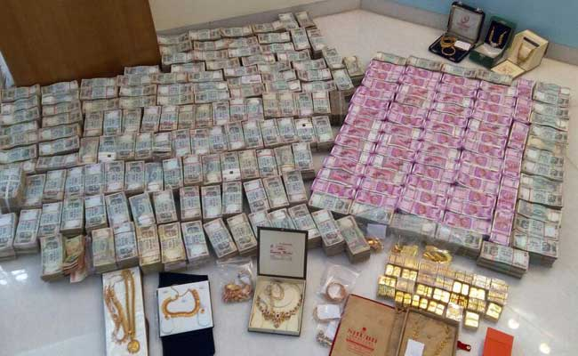 Income Department (I-T) Seizes Rs 85 Crore Cash, Bullion In Anti-Black Money Drive