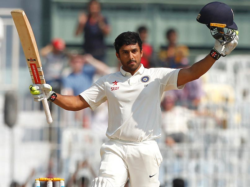 Karun Nair Trumps Virat Kohli With Red-Hot Valentine