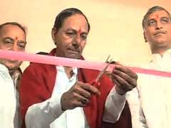 600 Priests At Telangana Chief Minister KCR's Mass Housewarming Party